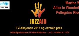 JAZZAID 2017, en fantastisk fin kveld på Kolben Kulturhus
