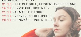 Årets artister er Marthe Wang Band, Pellegrino Riccardi og Alice in Wonderband
